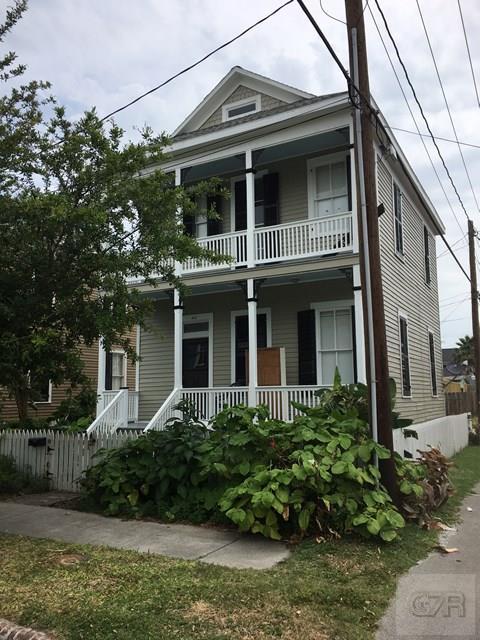 412 17th Street, Galveston, TX 77550