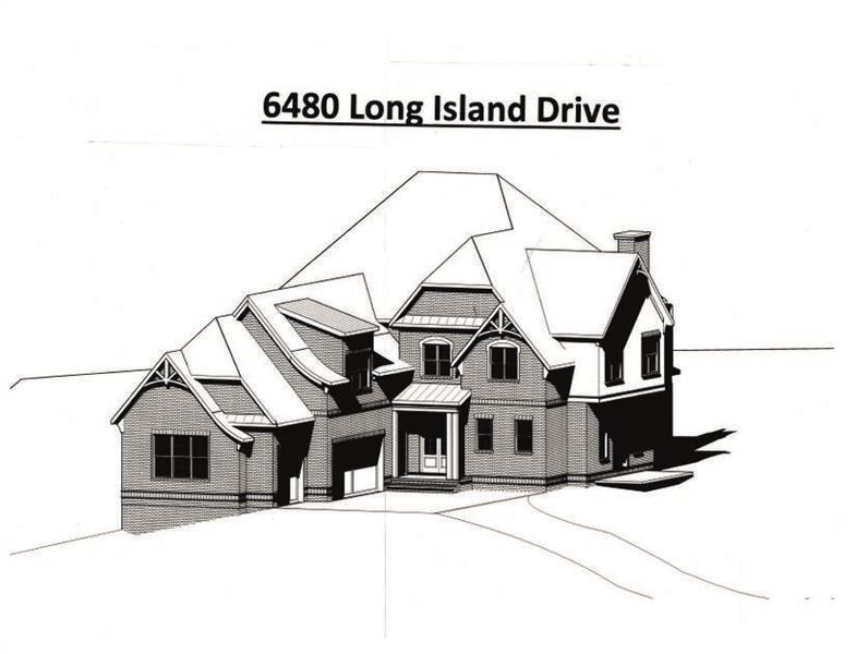 6480 Long Island Drive, Sandy Springs, GA 30328