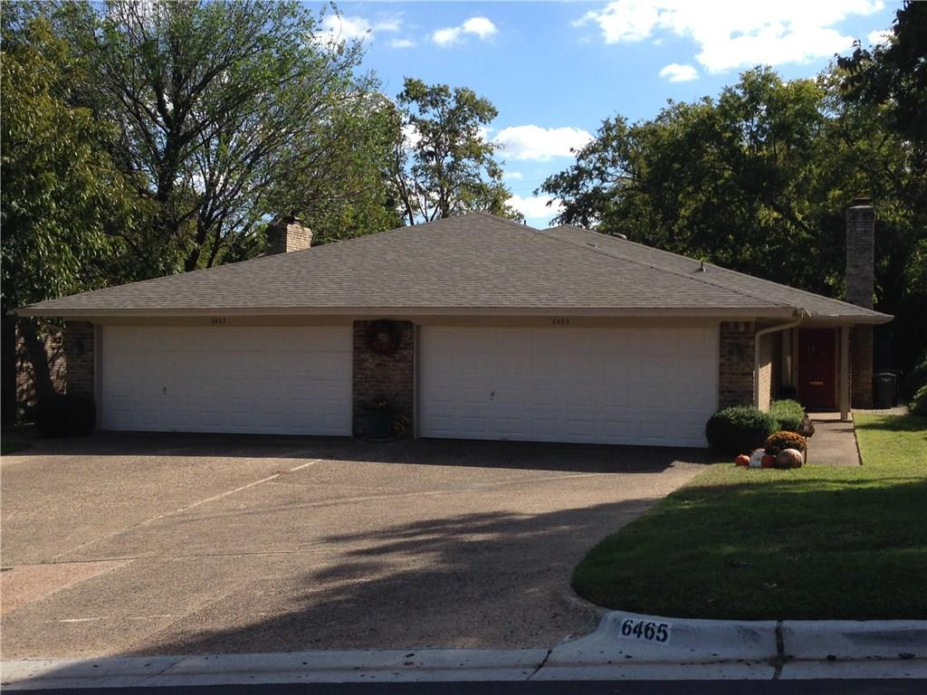 6463 Waverly Way, Fort Worth, TX 76116