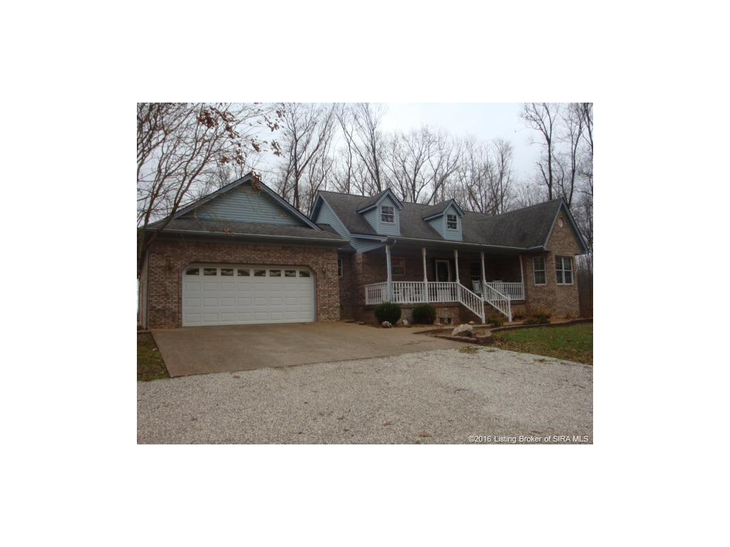 10479 Forest View Road, Campbellsburg, IN 47108