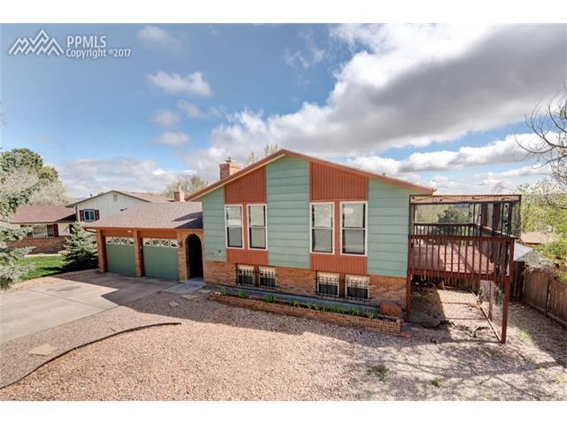 1360 Amstel Drive, Colorado Springs, CO 80907