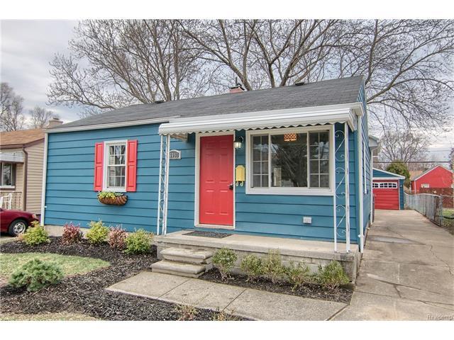26091 Barrington, Madison Heights, MI 48071