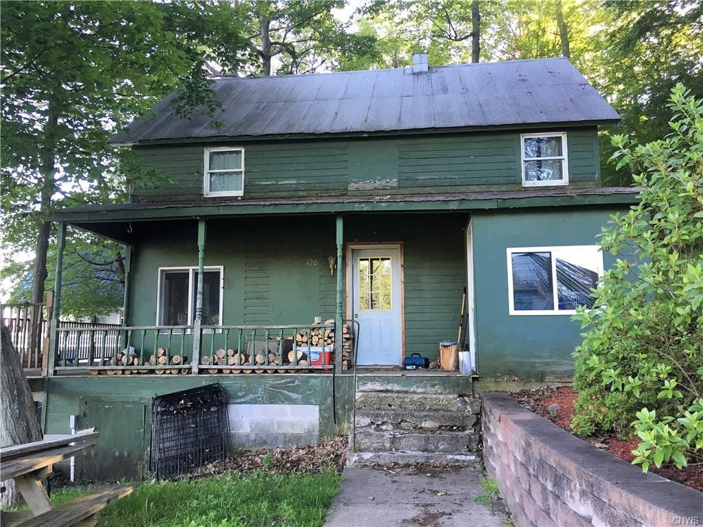 420 N Shore Road, Macomb, NY 13646