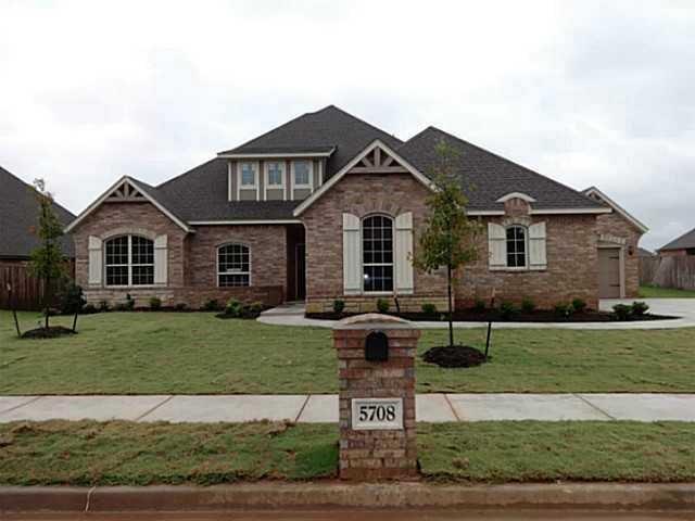 5708 Creekmore Drive, Oklahoma City, OK 73179