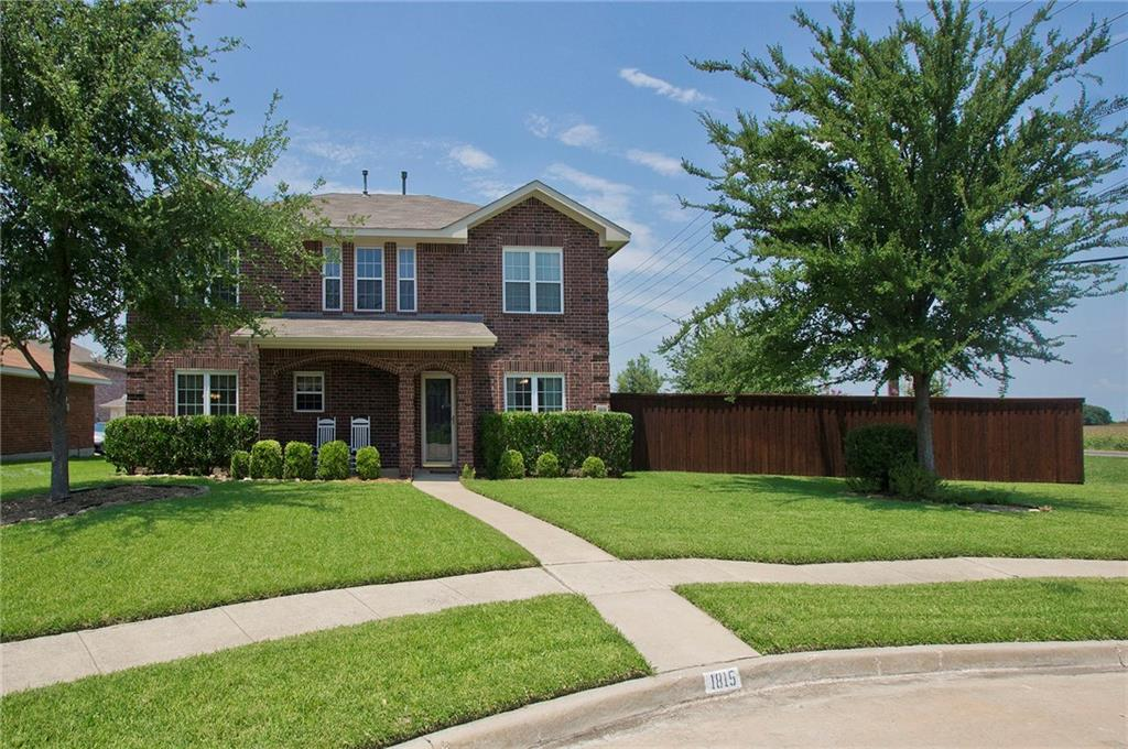 1815 Giddings Court, Allen, TX 75002
