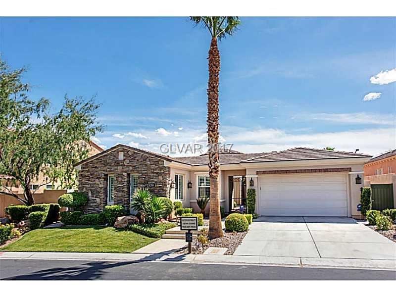 11283 LA MADRE RIDGE Drive, Las Vegas, NV 89135