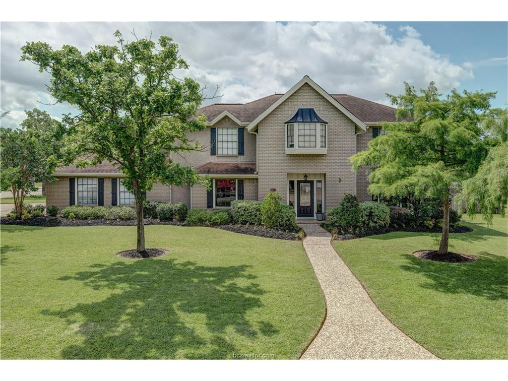 2804 Meadow Briar Circle, Bryan, TX 77802