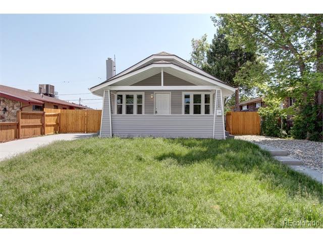 1444 Tamarac Street, Denver, CO 80220