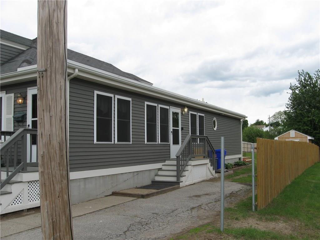 143 Lexington AV, North Providence, RI 02904