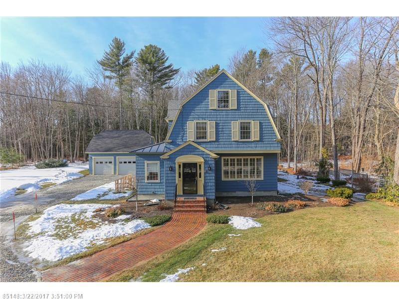 34 Foreside RD , Cumberland, ME 04110