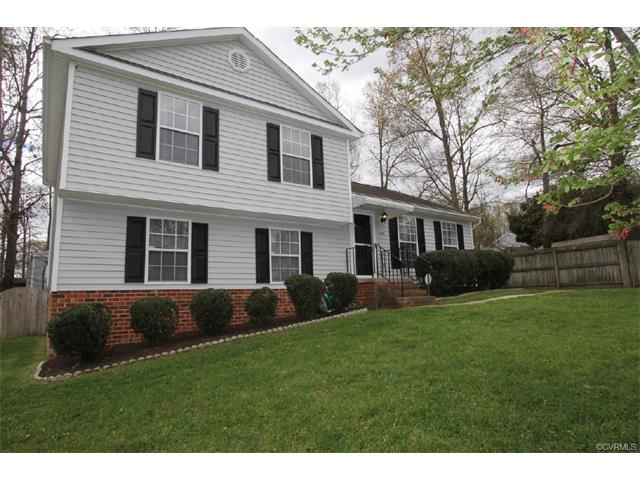 4224 Valley Side Drive, Henrico, VA 23223