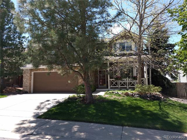 7038 Townsend Drive, Highlands Ranch, CO 80130