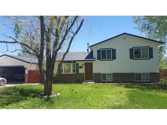9745 Rolling G Road, Fountain, CO 80817