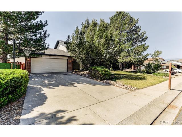 5235 Bunk House Lane, Colorado Springs, CO 80917