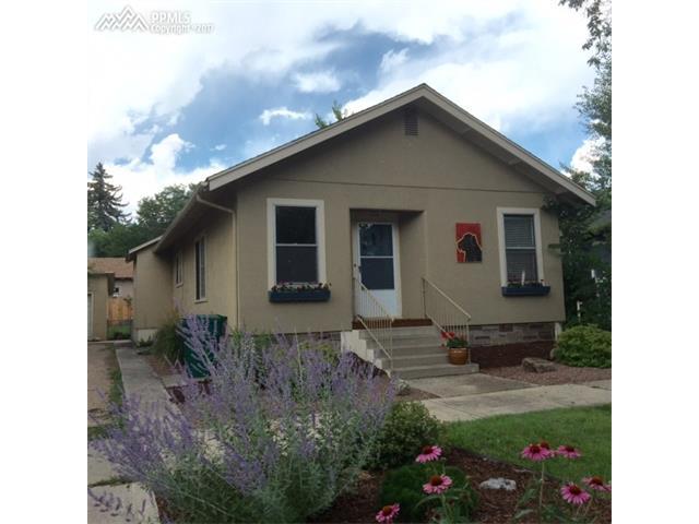 408 E Del Norte Street, Colorado Springs, CO 80907
