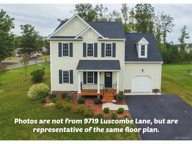 9719 Luscombe Lane, Henrico, VA 23228