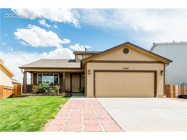 7407 Bentwater Drive, Fountain, CO 80817