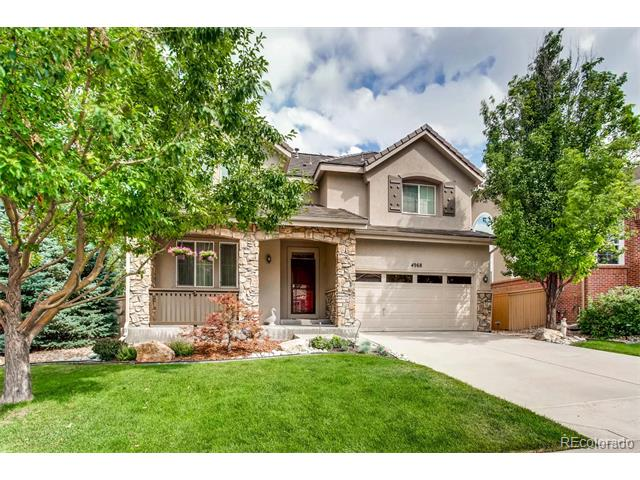 4968 Montvale Drive, Highlands Ranch, CO 80130