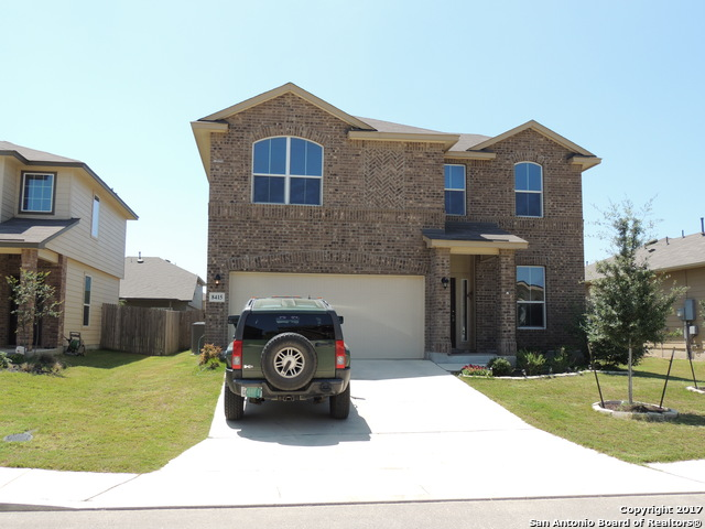 8415 MEADOW PLNS, San Antonio, TX 78254