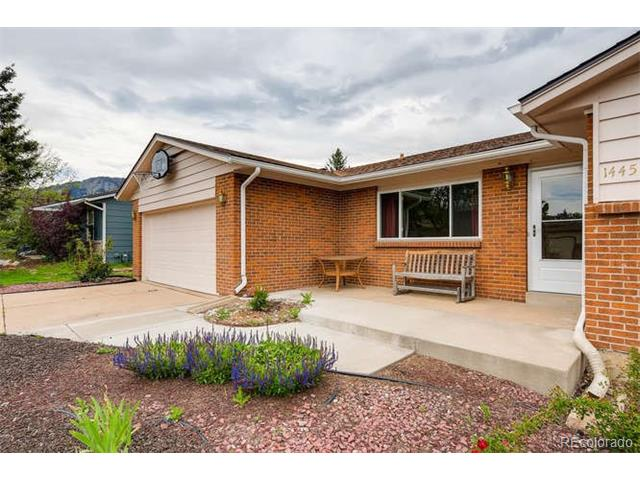 1445 Chambers Drive, Boulder, CO 80305