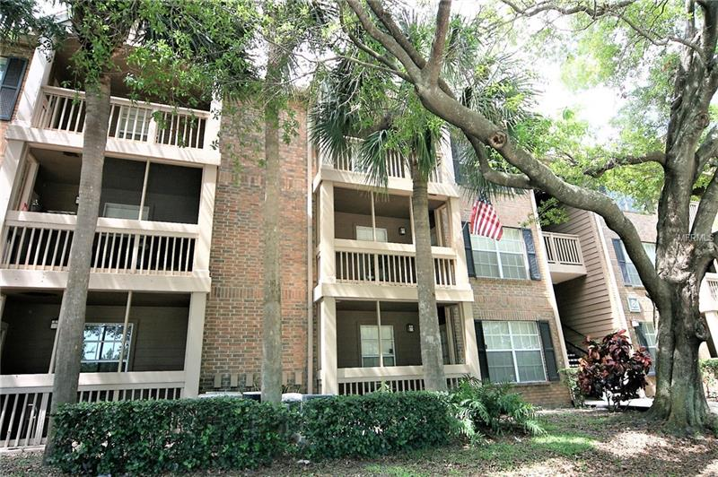 Short Sale. Perfect opportunity for an investor with tenant in place until 8/1/2018. Relax and soak up the sun at our sparkling pool and spa or enjoy a quiet dinner with a loved one in our modern kitchens that feature granite countertops, contemporary wood cabinets, and stainless steel appliances. This unit has been upgraded with hardwood floors too! Great pond view from your private balcony on the 3rd floor. You can't beat the location! 30 min to Downtown Tampa, 15 min to Downtown St. Pete, 30 min to beaches! Community features: Oversized Pool with WIFI Connection, Grilling Station and Picnic Area Near the Pool, Two Lighted Tennis Courts, New Fitness Center, Recreational Clubhouse, Catering Kitchen, Business Center, Conference Room, Car Wash, Free WiFi property wide, Lake Views, 32 Acres of Gated Community, Preserve Areas. Low maintenance fee of 191.00 per month includes: Building Exterior, Community Pool, Ground Maintenance, Insurance Building, Manager, Recreational Facilities, Roof. Schedule your viewing today!