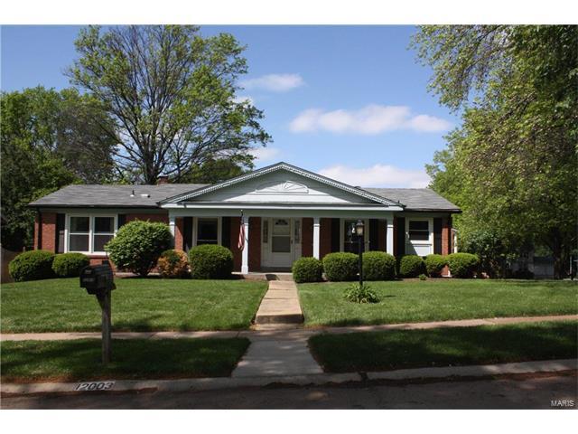 12003 Gardengate Drive, St Louis, MO 63146