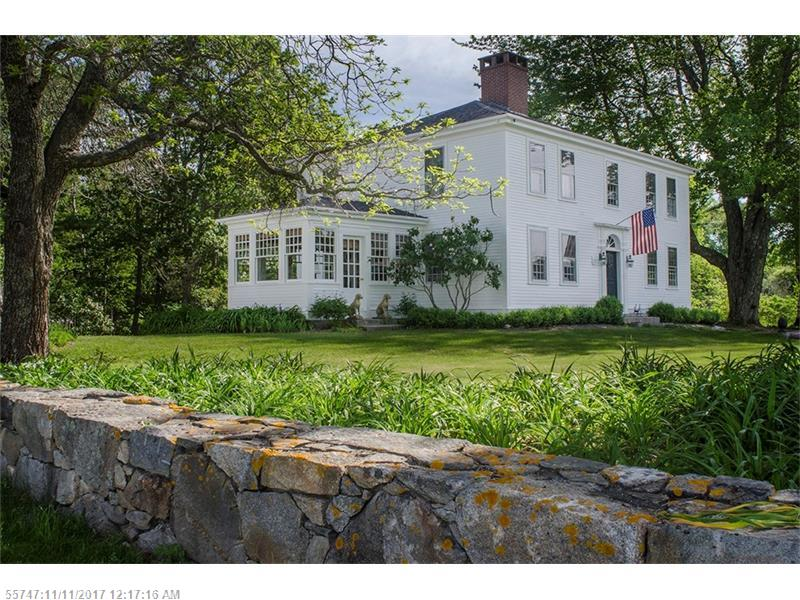 29 Murray Hill RD , Boothbay, ME 04537