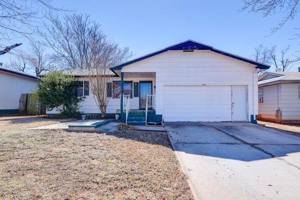 836 SE 68, Oklahoma City, OK 73129