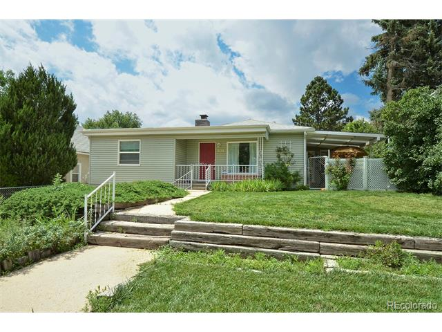 826 Sunset Road, Colorado Springs, CO 80909