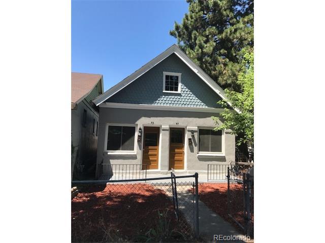 45 N Fox Street, Denver, CO 80223