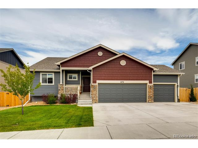 6731 2nd Street, Frederick, CO 80530