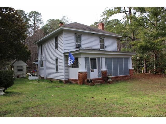 5458 Buckley Hall Road, Cobbs Creek, VA 23035