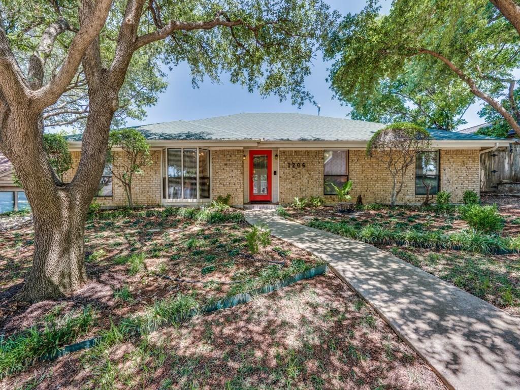 1206 Wiltshire Drive, Carrollton, TX 75007