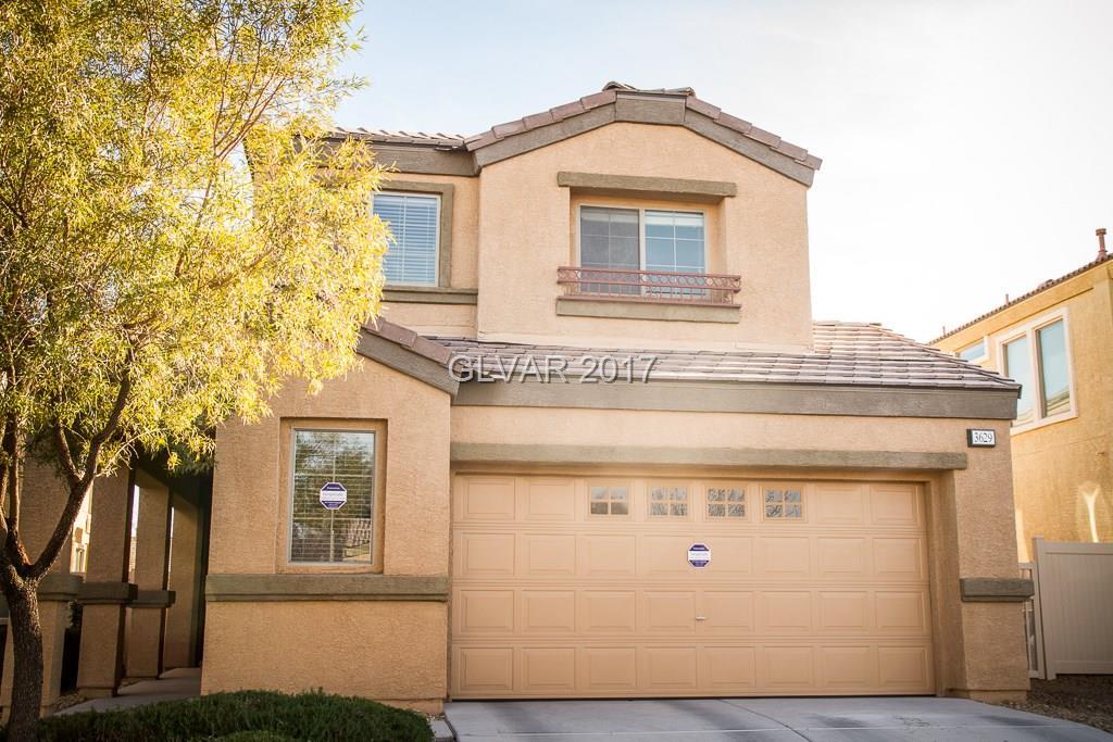 3629 REMINGTON GROVE Avenue, North Las Vegas, NV 89081