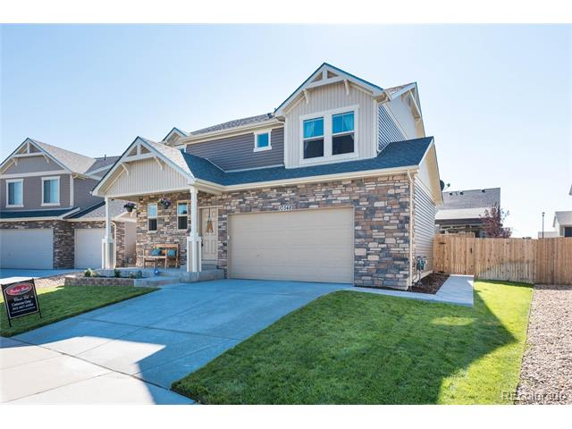 10548 Worchester Street, Commerce City, CO 80022