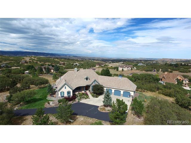 3864 Castle Butte Drive, Castle Rock, CO 80109