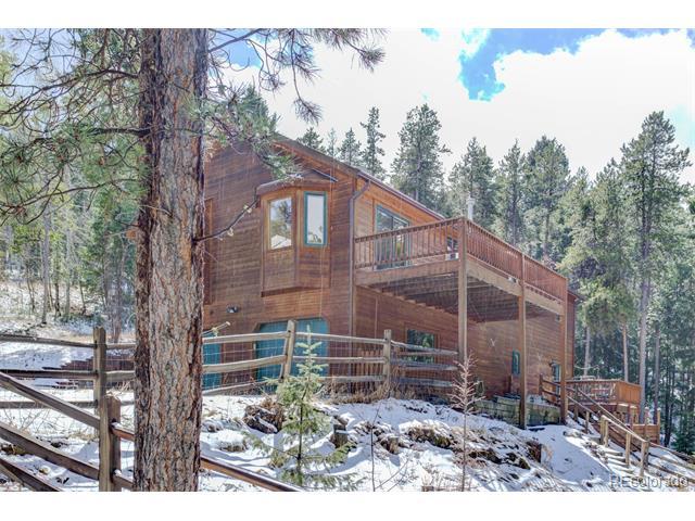 22992 Black Bear Trail, Conifer, CO 80433
