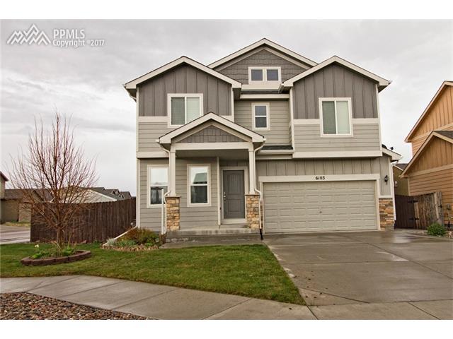 6103 Hayfield Place, Colorado Springs, CO 80925