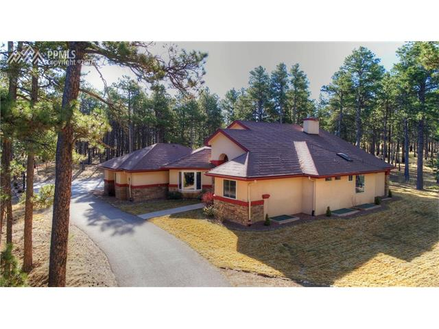 8825 Whispering Pine Trail, Colorado Springs, CO 80908