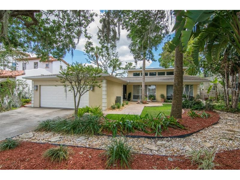 "Lovely remodeled WATERFRONT pool home in Beach Park with 3 bedroom 2 1/2 bath home plus an office. All new tile in the living areas and hard wood floors in the bedrooms. The kitchen and family room have soaring ceilings and a view through the sliding doors of the pool and water. The kitchen is totally updated with new cabinetry and granite countertops and also features a large walk in pantry. The powder bath is located just off the family room and also functions as the pool bath with an entry to the side yard where there is deck and space for grilling. The master suite is off the rear of the home with sliding glass doors providing beautiful pool and water views. A very unique and special feature is the boat ""garage"" where your boat can be kept in the water and protected from the elements. A great opportunity to live on the water in one of the most sought after locations."