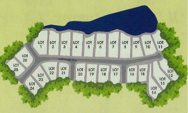Lots1-26 HIDDEN LAKE DRIVE, TALLASSEE, AL 36078