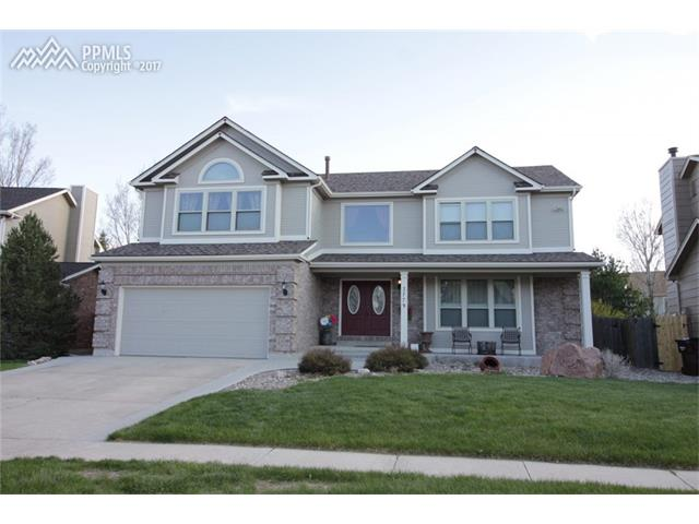 3779 Cottage Drive, Colorado Springs, CO 80920