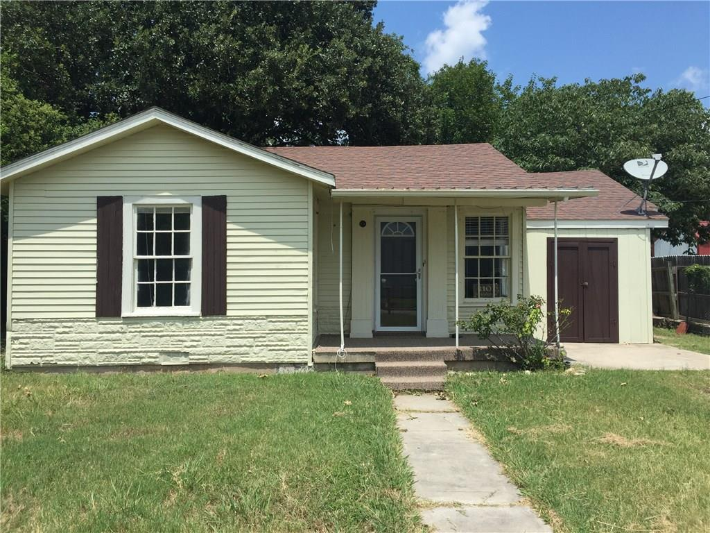 110 W Anderson Street, Weatherford, TX 76086