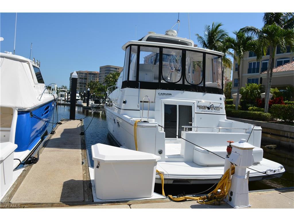 48 Ft Boat Slip at Gulf Harbour G-1, FORT MYERS, FL 33908