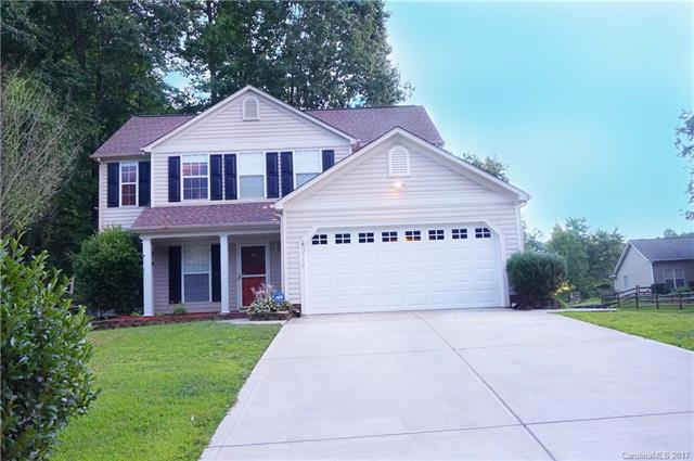 7510 Hubbard Woods Road, Charlotte, NC 28269