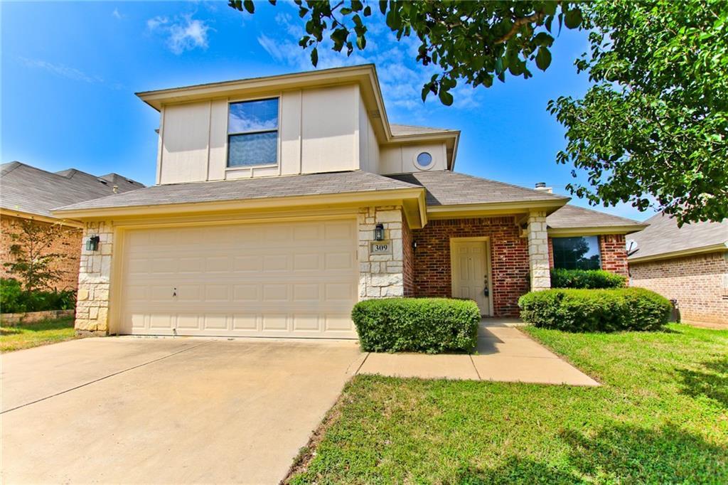 309 Grace Circle, Hurst, TX 76053