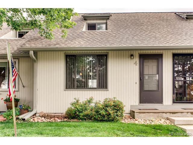 1254 S Reed Street 4, Lakewood, CO 80232