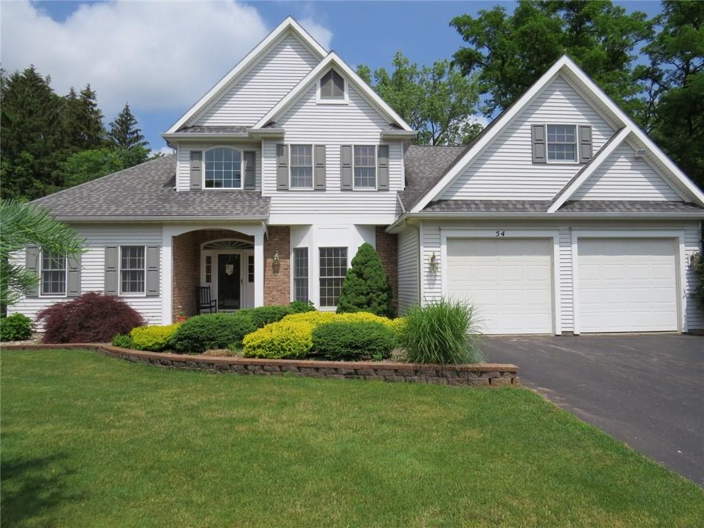 54 Luther Jacobs Way, Ogden, NY 14559