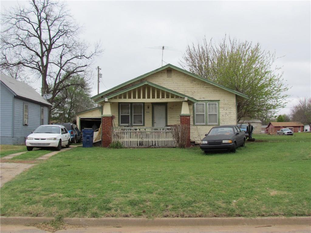 420 E Perkins Avenue, Guthrie, OK 73044