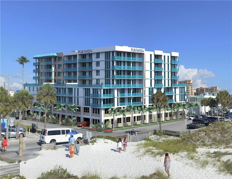 15 AVALON STREET 5G, CLEARWATER BEACH, FL 33767